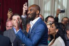 Kobe Bryant Day marked in Los Angeles