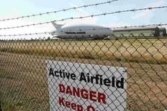 World's largest airship crash-lands on test flight