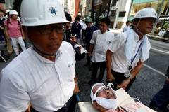 Japan holds largest quake drill