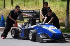 Students from C. China to compete in 2016 Formula Student China