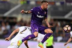 Fiorentina ties with AC Milan in Italian Serie A match