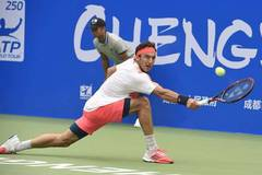 Juan Monaco beats Hiroki Moriya 2-0 at at 2016 ATP Chengdu Open