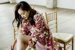 Actress Yang Mi covers fashion magazine