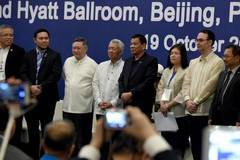 Duterte meets Filipino expats in China