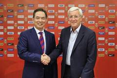 China names Lippi for national team coach