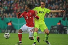Bayern beat Augsburg 3-1 at German Soccer Cup match