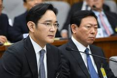 Live on TV: Samsung heir grilled by South Korean lawmakers