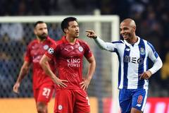 UEFA Champions League: FC Porto beat Leicester City FC 5-0