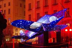 Preparations underway for Festival of Lights in Lyon