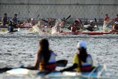 Singapore Canoe Marathon kicks off