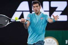 Djokovic wins Verdasco 3-0 during Australian Open