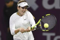 Catherine Bellis lost 1-2 at WTA Qatar Open