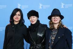 Milena Canonero awarded Honorary Golden Bear in Berlinale