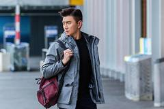 Nicky Wu releases new street shots