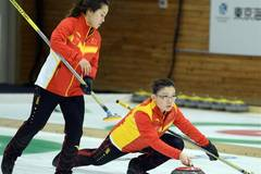 Chinese women beat Qatar, their men down Japan in Asiad curling