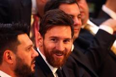 Messi arrives in Egypt for anti-Hepatitis campaign
