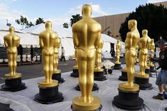 Preparations for 89th Academy Awards