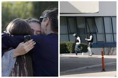 Student 'fascinated by firearms' wounds four in French school shooting