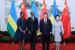 China, Rwanda agree to upgrade strategic cooperation
