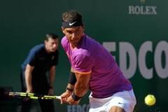 Rafael Nadal beats Alexander Zverev 2-0 at Monte Carlo Masters