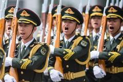 PLA Macao Garrison opens barracks to public