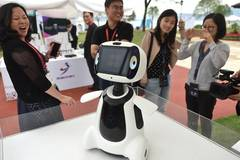 4th China Robot Summit kicks off in E China's Zhejiang