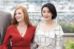 Fan Bingbing attends photocall with Jury members of Cannes Film Festival