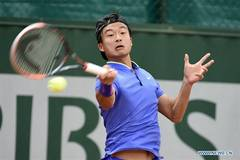 Sluggish Wu Di crashes out in French Open qualifiers