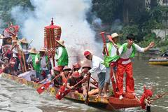 Upcoming traditional Duanwu Festival greeted around China