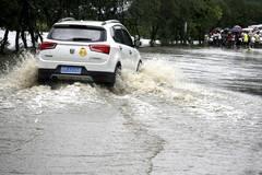 Torrential rain strikes S China's Guangxi