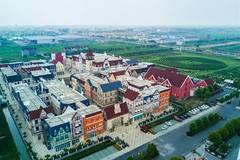 Take closer look at E China's Pinghu Shopping Town