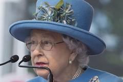 Queen Elizabeth II attends opening ceremony for Queensferry Crossing