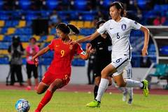 China draw South Korea 2-2 in AFC U-16 Women's Championship
