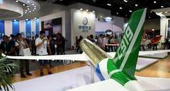 Aviation Expo China 2017 held in Beijing