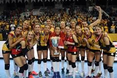 Vakifbank beats Fenerbahce 3-0 at Turkish Women Volleyball Super Cup