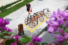 A look at shared bicycles in Singapore