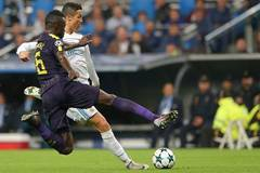 Real Madrid ties 1-1 with Tottenham at 2017-18 Champions League
