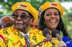 Zimbabwe crisis: Army says Mugabe was safe