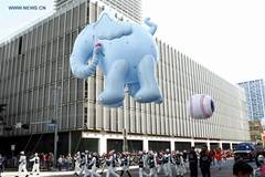 Thanksgiving Day Parade held in Houston, Texas