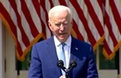 Biden calls U.S. gun violence