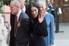 Duchess of Sussex attends Oceania exhibition at Royal Academy of Arts