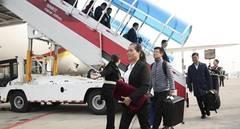 Deputies to 13th NPC arrive in Beijing