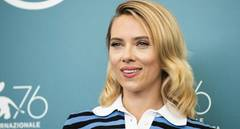 Johansson says she would work with Woody Allen 'anytime'