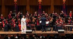 Concert featuring Chinese folk music charms audience in Washington