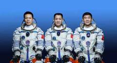 China unveils Shenzhou-12 astronauts for space station construction