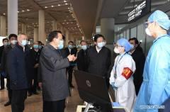 Premier Li stresses enhancing int'l cooperation in COVID-19 control