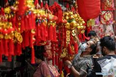 People all over world take part in Chinese New Year celebrations