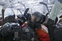 Inside Chinese women's hockey team - Shenzhen Kunlun Red Star