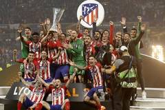 Atletico Madrid wins third Europa League title