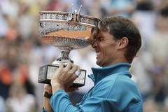 Nadal claims 11th title at Roland Garros